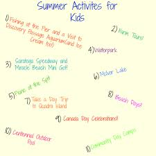 And What About Us Grown Up Kids We Want To Make The Most Of Summer Too Right Here Is A Small List Ideas For