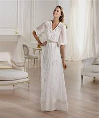 Fresh Casual Wedding Dresses With Sleeves 51 For Your Long White Dress