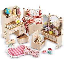 deluxe village house bonus gift set calico critters