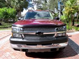 2004 Used Chevrolet Silverado 2500HD Crew Cab 4x4 LT Diesel At ...