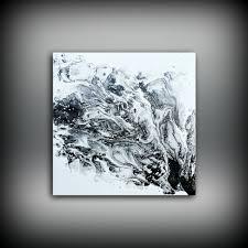 ORIGINAL Painting Art Acrylic Abstract