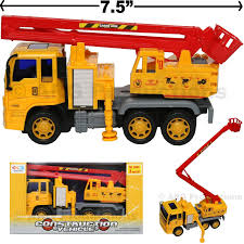 100 Toy Construction Trucks Dump Truck Vehicle Friction Powered Kids Love Them