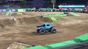 100 Monster Truck Show San Diego Jam 2018 WHIPLASH WINNING Freestyle 12018