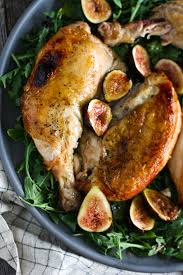 Fontana Pumpkin Spice Sauce Ingredients by Wood Fired Chicken Under A Brick With Figs Eat Live Run
