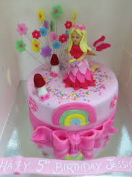 Pink Fairy Cake 8 inch – $95 00