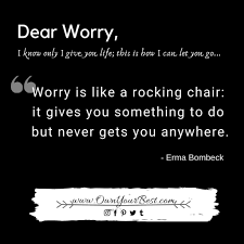 How To Stop Excessive Worrying – Own Your Best Worrying Is Like A Rockin Quotes Writings By Salik Arain Too Much Worry David Lindner Rocking 2 Rember C Adarsh Nayan Worry Is Like A Rocking C J B Ogunnowo Zane Media On Twitter Chair It Gives Like Sitting Rocking Chair Gives Stock Vector Royalty Free Is Incourage You Something To Do But Higher Perspective Simple Thoughts Of Life 111817