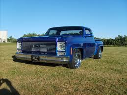 100 78 Chevy Truck Chevrolet C10 Silverado Stepside Custom Chevy C 10 Silverado