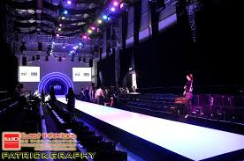 Fashion Show Stage Design Ideas