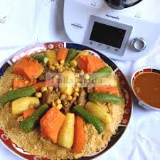 cuisine du monde thermomix couscous marocain au thermomix tm5 recettes