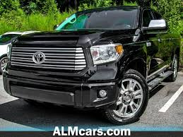 2015 Used Toyota Tundra CrewMax 5.7L V8 6-Spd AT Platinum (Natl) At ... 2018 Used Toyota Tundra Platinum At Watts Automotive Serving Salt 2016 Sr5 Crewmax 57l V8 4wd 6speed Automatic Custom Trucks Near Raleigh And Durham Nc New Double Cab In Orlando 8820002 For Sale Wilmington De 19899 Autotrader Preowned 2015 Truck 1794 Crew Longview 2010 Limited Edition4x4 V8heated Leather Ffv 6spd At Edition