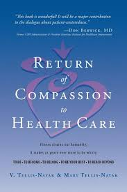 Return Of Compassion To Healthcare Ebook By V Tellis Nayak PhDMary