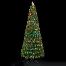 Cheap Fiber Optic Christmas Tree 6ft by Slim Fibre Optic Christmas Tree Rainforest Islands Ferry