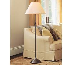 Pottery Barn Standing Floor Lamps | Enchanting Lighting Ideas Floor Lamp With Crystal Shade And Lights Brass Standing Lamps Living Room Remarkable Pottery Barn Style Just Magnificent 2 Bulb Lantern Shopgoodwillcom Unmarked Vintage Similar But Christmas In The Family Room The Sunny Side Up Blog Kitchen Ideas Island Bench Outstanding White Curvy For Which Is 50 Off Antique Mercury Glass Table Family Upstairs Arthur Sectional Sarahs