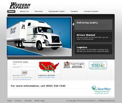 100 Western Express Trucking Reviews Exp Competitors Revenue And Employees Owler Company Profile