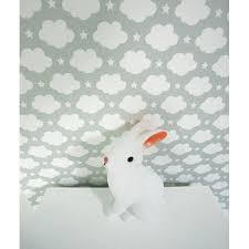 papier peint chambre bébé papier peint nuage blanc chambre bébé