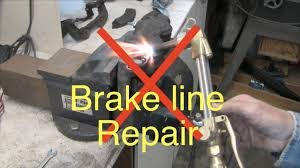 100 Chevy Truck Brake Lines How To Replace Rusted GM Brake Lines