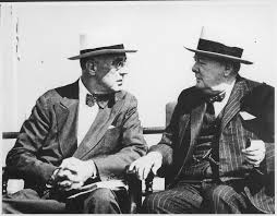 Winston Churchills Iron Curtain Speech by It U0027s Amazing But True That Not Only Were Fdr And Winston Churchill