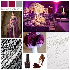 COLOR BOARD PLUM MAROON AND GRAY