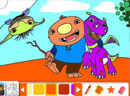 Luxurious And Splendid Nick Jr Coloring Book