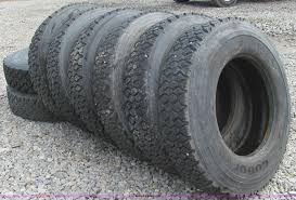 8) Goodyear G159 Uni-steel Radial Truck Tires | Item O9162 ... Tires For Sale Rims Proline Monster Truck Tires For Sale Bowtie 23mm Rc Tech Forums How To Change On A Semi Youtube Used Light Truck Best Image Kusaboshicom Us Hotsale Monster Buy Customerfavorite Tire Bf Goodrich Allterrain Ta Ko2 Tirebuyercom 4 100020 Used With Rims Item 2166 Sold 245 75r16 Walmart 10 Ply Tribunecarfinder Dutrax Sidearm Mt 110 28 Mounted Front Amazing Firestone Mud 1702 A Mickey Thompson Small At Xp3 Flordelamarfilm Tractor Trailer 11r225 11r245 Double Road