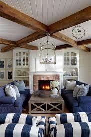 Decorating Bookshelves In Family Room by Fireplace With Built In Bookshelves Muskoka Living Ml