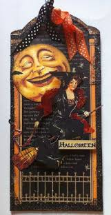 Spirit Halloween Northridge by Spooky Bingo Halloween Tag Decor Handmade By Pollyspaper