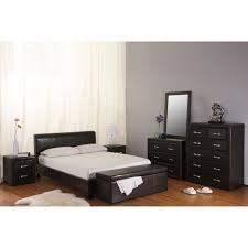 chambre complete cdiscount chambre à coucher hotstuf simili cuir marron achat vente