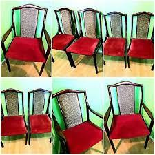 6 esszimmerstühle mahagoni gebraucht zur abholung in berlin
