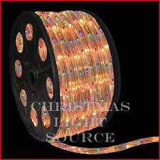 Color Rope Light 10mm 2 wire