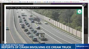 A Lane On I-90 Near Detroit Road Is... - WKYC Channel 3 - Cleveland Our Mobile Ice Cream Package Is Perfect For Weddings And Private Neon Green Robot Machine 16 Purple Ice Cream Truck Puzzle Dehne_dsc_9150 Names For Mobile Business Best 2018 Mercedesbenz Shaved Youtube Hitman Absolution Kill Easter Egg Video Dailymotion Mini Car Istiqomah Website Patient Pit Bull Waits His Turn In Line A Vanilla Cone Man Takes Money From Little Kids Wwwyoutubecomuser Truck Prank Lazer 1033 Albions