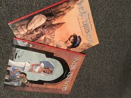 Set Of 2 European Graphic Novels In English