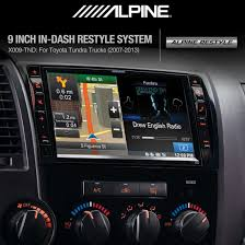 Alpine X009-TND 9
