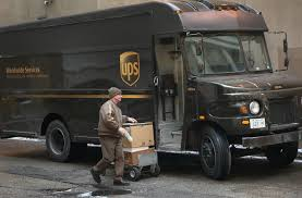 100 Who Makes Ups Trucks UPS Only Make Right Turns Because Efficiency Or Something