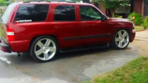 RGV TRUCKS Tahoe On Texas Edition 24 Rims By DESMADRE TV
