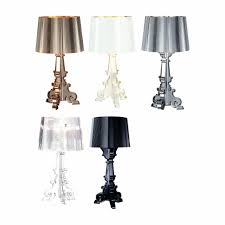Kartell Bourgie Lamp Silver by Bourgie Table Lamp Replica Lamp Design Ideas