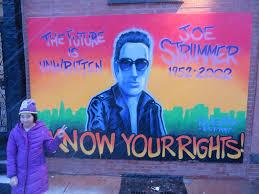 Joe Strummer Mural East Village by Interesting Flickr Photos Tagged Thefutureisunwritten Picssr