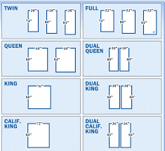 Creative of Queen Bed Dimensions King Bed Measurements Recliner