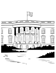 Unique White House Coloring Page 29 On Seasonal Colouring Pages With