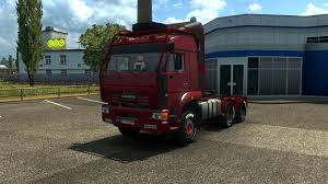 KAMAZ 6460 1.22 | ETS2 Mods | Euro Truck Simulator 2 Mods - ETS2MODS.LT Maz Kamaz Gaz Trucks Farming Simulator 2015 15 Ls Mods Kamaz 5460 Tractor Truck 2010 3d Model Hum3d Kamaz Tandem Ets 2 Youtube 4326 43118 6350 65221 V10 Truck Mod Ets2 Mod Kamaz65228 8x8 V1 Spintires Mudrunner Azerbaijan Army 6x6 Truck Pictured In Gobustan Photography 5410 For Euro 6460 6522 121 Mods Simulator Autobagi Concrete Mixer Trucks Man Tgx Custom By Interior Modailt Gasfueled Successfully Completes All Seven Stages Of