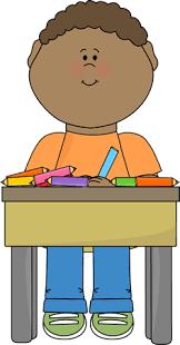 Student Doing School Work Clip Art Student Doing School Work