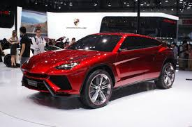2018 Lamborghini Urus Will Share $240k Price Tag With Huracán - The ...