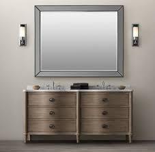 Restoration Hardware Mirrored Bath Accessories by Bathroom Vanities Restoration Hardware Bathroom Decoration