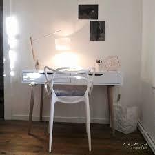 bureau pratique et design bureau blanc simple et pratique cathy macquet photo n 69
