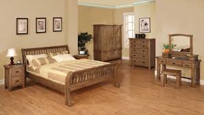 Home Design Good Looking Reclaimed Oak Bedroom Furniture Kids Sets Cool Ideas Of Vintage With Simple Brown Color Wooden Bed Table In Teenage Girl