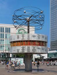 Weltzeituhr Alexanderplatz Wikipedia