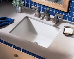 Kohler Verticyl Rectangle Undermount Sink by Undermount Bathroom Sink Kohler Verticyl Vitreous China