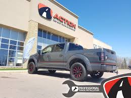 Hardline - D621 Series Wheels From Fuel Installed On This F150 By ...