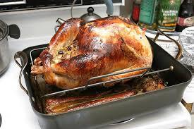 cuisiner la dinde recette de la dinde de thanksgiving recette américaine