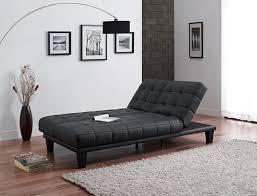 Buchannan Microfiber Sofa Instructions by Amazon Com Dhp Metropolitan Futon Lounger Kitchen U0026 Dining