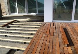 to install ipe decking